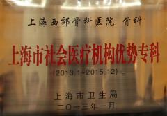 上海市社会医疗机构优势专科